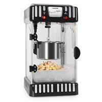Acheter Klarstein Volcano - Machine à popcorn, Machine à maïs soufflé, Design rétro des années 50, Mixer 300 W, temps de chauffe court, bol en acier inox, au meilleur prix