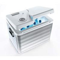 Acheter Mobicool Q40 Glacière électrique portable de 39 l, Aluminium, 12 V et 230 V pour voiture, camion, bateau, camping-car et prise de courant au meilleur prix