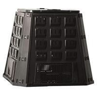 Acheter Nature bac à compost 400 L noir 6071480 au meilleur prix