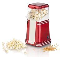 Acheter Machine à pop-corn à air chaud design rétro [Rosenstein & Söhne] au meilleur prix