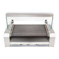 Comparateur de prix Helloshop26 Appareil Machine à Hot Dog Professionnelle Téflon 16 Saucisses 1 800 Watts, 1800 W