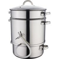 Acheter BAUMALU Extracteur de jus inox - 28 cm  au meilleur prix