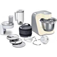 Acheter Bosch MUM5 MUM58920 - Robot multi-fonctions - 1000 Watt - vanille/argent au meilleur prix