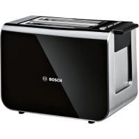 Acheter Bosch Styline TAT8613 - Grille-pain -électrique - 2 tranche - noir au meilleur prix