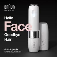Acheter Mini rasoir visage Braun FS1000 Blanc au meilleur prix