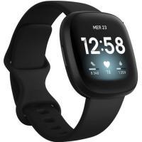 Comparateur de prix Fitbit Versa 3 Noir
