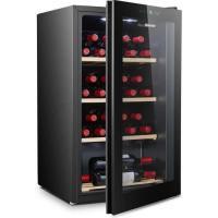Acheter Cave à vin Hisense WSD100A10J - 110 litres Classe G Noir - 30 bouteilles au meilleur prix