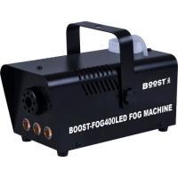 Acheter IBIZA LSM400LED-BK Mini machine à fumée 400W à LED - Noir  au meilleur prix