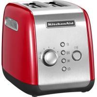 Comparateur de prix KitchenAid 5KMT221EER - Grille-pain - 2 tranche - 2 Emplacements - rouge impérial