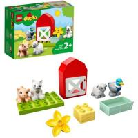 Acheter LEGO® DUPLO® 10949 Les animaux de la ferme au meilleur prix