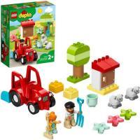 Comparateur de prix LEGO® DUPLO® Town 10950 Le tracteur et les animaux