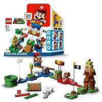 Acheter LEGO® Super Mario? 71360 Pack de démarrage Les Aventures de Mario - Kit de construction (231pièces)  au meilleur prix