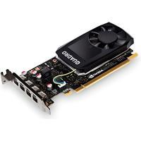 Acheter NVIDIA Quadro P1000 - Carte Graphique - Quadro P1000 - 4 Go GDDR5 - PCIe 3.0 x16 - 4 x Mini DisplayPort - pour ThinkStation P320, P330, P330 (2nd Gen), P410, P510, P520, P520c, P710, P720, P910, P920 au meilleur prix