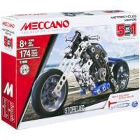 Acheter MECCANO Coffret 5 modèles de moto  au meilleur prix