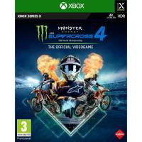 Acheter Monster Energy Supercross - The official videogame Xbox Series X au meilleur prix