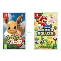 Comparateur de prix Pokémon : Let's Go, Evoli standard