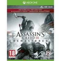Acheter Pack Assassin's Creed 3 + Assassin's Creed Liberation Remaster Jeux Xbox One  au meilleur prix