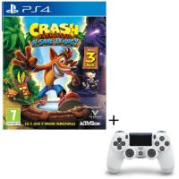 Comparateur de prix Crash Bandicoot N-SANE Trilogy Jeu PS4
