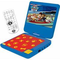 Acheter PAT' PATROUILLE Lecteur DVD portable enfant écran LCD 7? LEXIBOOK - batterie rechargeable  au meilleur prix