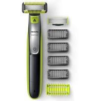 Acheter Tondeuse à barbe Philips Oneblade QP2630/30 Noir et Vert au meilleur prix