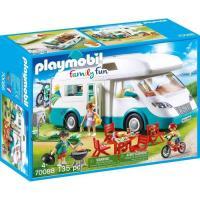Acheter PLAYMOBIL 70088 - Family Fun - Famille et camping-car - Nouveauté 2020  au meilleur prix