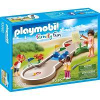 Comparateur de prix PLAYMOBIL 70092 - Family Fun Le Camping - Mini-golf - Nouveauté 2020