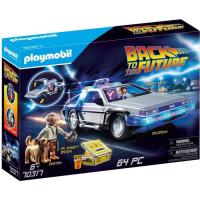 Acheter Playmobil - Back To The Future Delorean - 70317 au meilleur prix