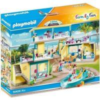 Comparateur de prix PLAYMOBIL hôtel de plage Family Fun junior 401-pièce