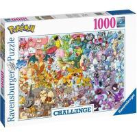 Comparateur de prix Puzzle Challenge 1000 pièces Ravensburger Pokémon