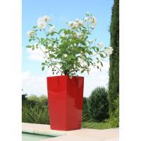 Acheter Riviera Pots de fleurs Nuance Rouge 52 x 28,5 x 28,5 cm 32.6 ml 285256 au meilleur prix
