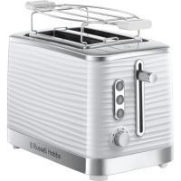 Acheter Russell Hobbs 24370-56 Grille-Pain Plastique Blanc 1050 au meilleur prix