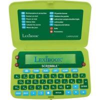 Acheter SCRABBLE Dictionnaire électronique officiel LEXIBOOK - nouvelle édition  au meilleur prix