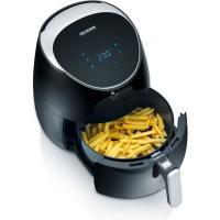 Acheter SEVERIN FR2445 Multicuiseur à air chaud XXL : 5L - Friteuse sans huile - 8 programmes - thermostat réglable - affichage LED - noir/i  au meilleur prix