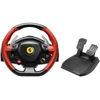 Acheter THRUSTMASTER Volant FERRARI 458 SPIDER Racing Wheel - Xbox One  au meilleur prix