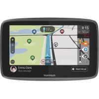 """Acheter GPS Camping-Car TomTom Go Camper 6"""""""" Cartographie Monde, Traffic à Vie via SIM intégrée, TomTom Road Trips et Wi-Fi intégré au meilleur prix"""