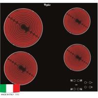 Comparateur de prix WHIRLPOOL AKT8090NE Plaque de cuisson Vitrocéramique - 4 zones - 6200W - L58 x P51cm - Revêtement verre - Noir