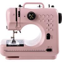 Acheter Machine à coudre Lumix 12 programmes Rose au meilleur prix