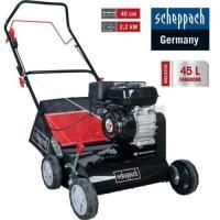 Acheter Scarificateur Thermique De 40 Cm 2200 W Moteur À Essence 118Cc Scheppach Sc40P  au meilleur prix