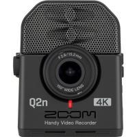 Acheter Zoom Q2n-4K Ecran LCD couleur - Capteur CMOS 1/2,3?? 16 mégapixel, ouverture F2.8, 150° - Microphone X/Y stéréo 120°,  au meilleur prix
