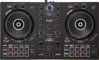 Comparateur de prix HERCULES InPulse 300 - Contrôleur DJ USB - 2 pistes avec 16 pads et carte son