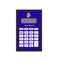 Acheter Calculatrice Real Madrid C.F. Bleu Blanc au meilleur prix