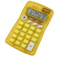 Acheter Olympia LCD825Y Calculatrice Jaune au meilleur prix
