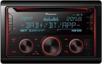 Acheter Pioneer FH-S820DAB Sintolettore CD 2DIN RDS, RGB, DAB/DAB+, Bluetooth, USB, Aux- au meilleur prix