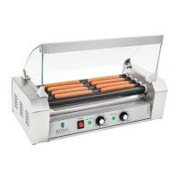 Comparateur de prix Helloshop26 Appareil Machine à Hot Dog Professionnelle Téflon 10 Saucisses 1 000 Watts, 1000 W