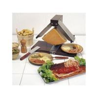 Acheter Appareil à raclette brézière Montagnarde 1/4 meule 900 W - inox  au meilleur prix