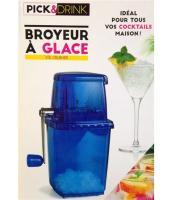 Acheter Broyeur A Glace Special Cocktails Ustensile Cuisine au meilleur prix