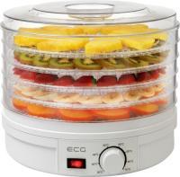 Acheter ECG SO 375 - Déshydrateur de fruits - 5 plateaux - 250W - ventilateur au meilleur prix