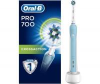 Comparateur de prix Oral-B PRO 700 Cross Action Brosse à dents électrique