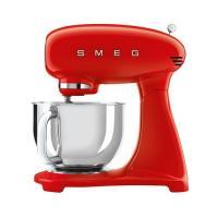 Acheter Smeg - smf03rdeu - Robot sur socle 4.8l 800w rouge au meilleur prix
