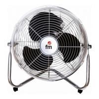 Acheter Ventilateur de Sol Grupo FM F30 Ø 30 cm 55W Noir au meilleur prix